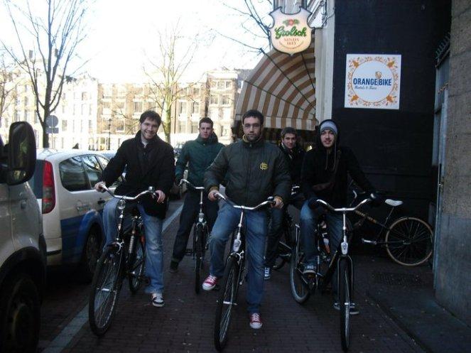 Ámsterdam - bicis