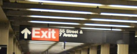 flecha metro